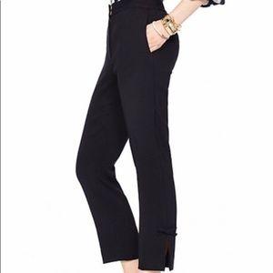 Kate Spade Jackie Bow Ankle Pants